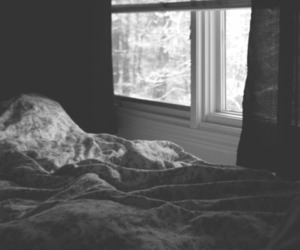 bed, photography, and tumblr image