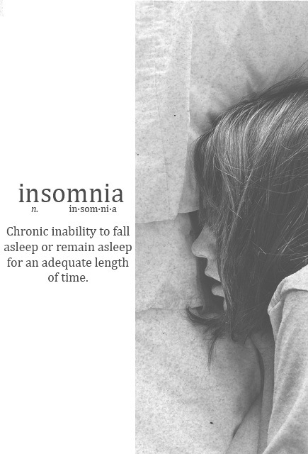 insomnia uploaded by emily☠ on we heart it