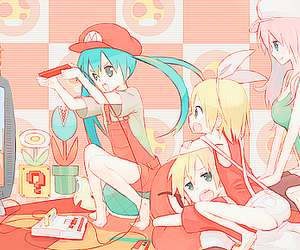 vocaloid, anime, and hatsune miku image