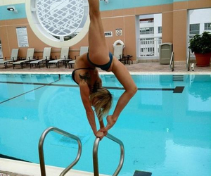 pool, sport, and body image