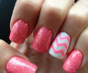 chevron, girlythings, and cute image