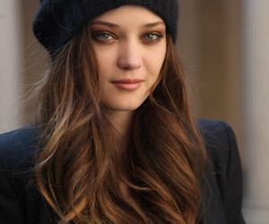 hair, eleanor calder, and model image