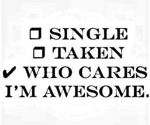 single, awesome, and taken image