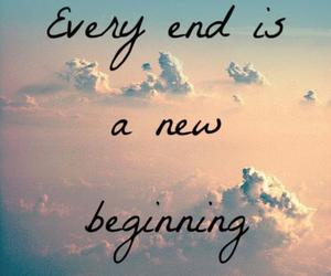 quotes, end, and beginning image