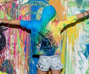 colores, ropa, and colorfull image