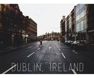 ireland, dublin, and city image