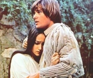 love, romeo and juliet, and movie image