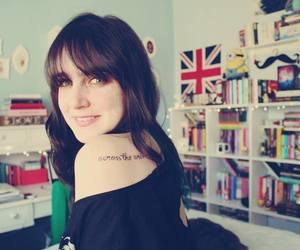 hair, tatoo, and melina souza image