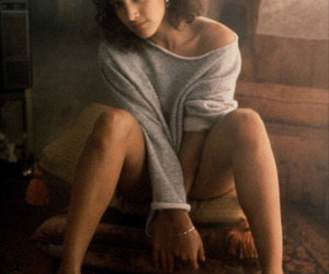 flashdance, girl, and jennifer beals image
