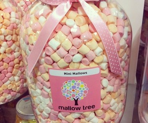 sweet, mallows, and food image
