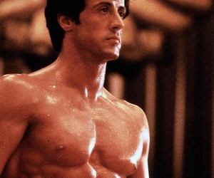 boxing, Rocky Balboa, and sylvester stallone image