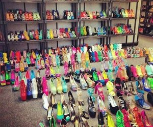 bags, uggs, and heels image