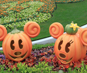 Halloween, disney, and mickey mouse image