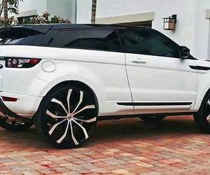 gorgeous, range rover, and want it image