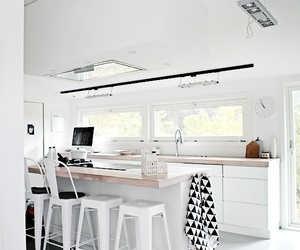 interior, pretty, and white image