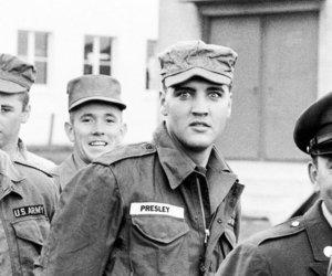 elvis and Elvis Presley image