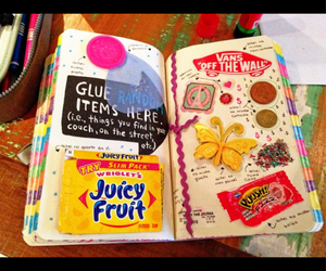 random and wreck this journal image