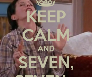 Courteney Cox, keep calm, and monica geller image