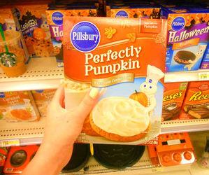 baking, fall, and food image