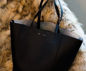 bag, style, and black image