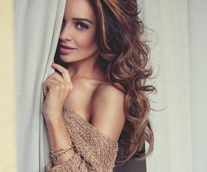 beauty, girl, and skinny image
