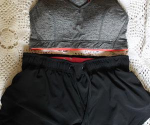 black, blog, and bra image