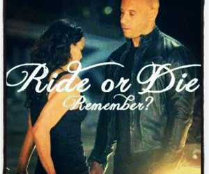 family, loyalty, and fast6 image