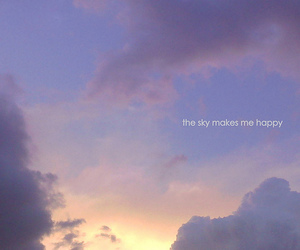 sky and happy image