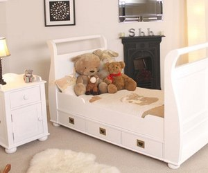 modern childrens rooms image