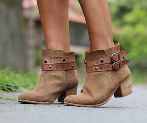 boots, fashion, and trendy taste image