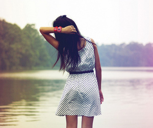 girl, dress, and photography image