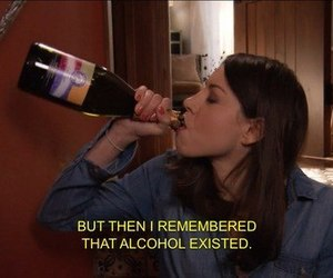alcohol and jennifer carpenter image