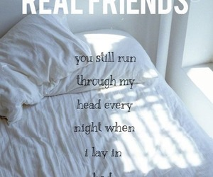 bed, best friends, and qoute image