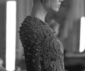 Alexander McQueen, amazing, and black and white image