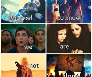 twilight, book, and harry potter image