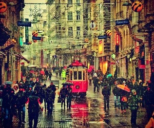 istanbul and taksim image