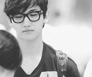 changmin, glasses, and max image