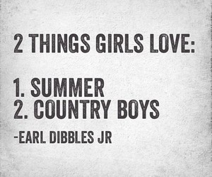 country, girls love, and summer image
