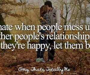 Relationship, quotes, and smile image