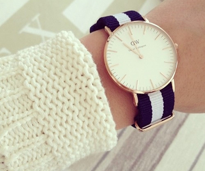 dw, fashion, and watch image