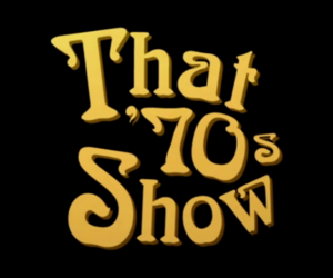 funny, that 70's show, and love image