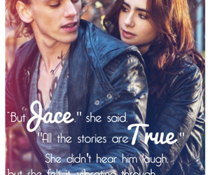 jace, Jamie Campbell Bower, and city of bones image