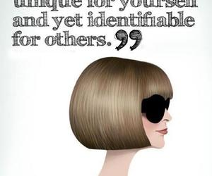 Anna Wintour, quote, and fashion image