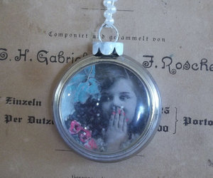 necklace, little darling, and steampunk image