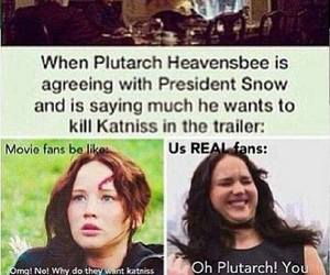 plutarch, Jennifer Lawrence, and katniss image