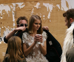 Abbey Lee Kershaw and chanel image