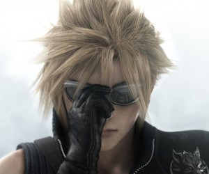 final fantasy and cloud image