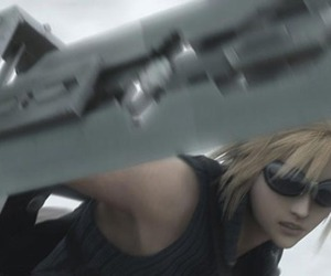 cloud strife and final fantasy image