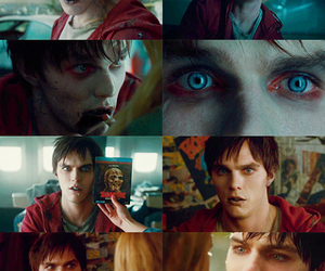 warm bodies, movie, and zombie image