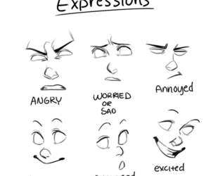 expression and art image